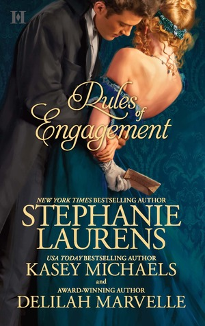 Rules Of Engagement An Anthology By Stephanie Laurens border=