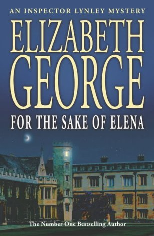 Book Review: Elizabeth George's For the Sake of Elena