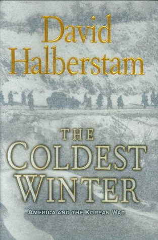 The coldest winter korean war book