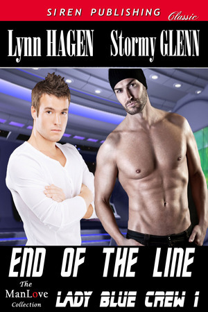 End of the Line (Lady Blue Crew #1)