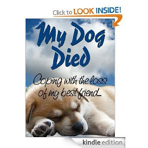 my dog died by bruce edward