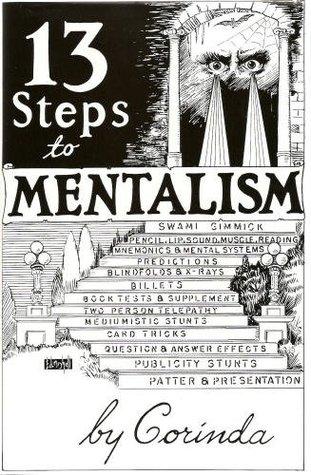 13 Steps to Mentalism by Corinda