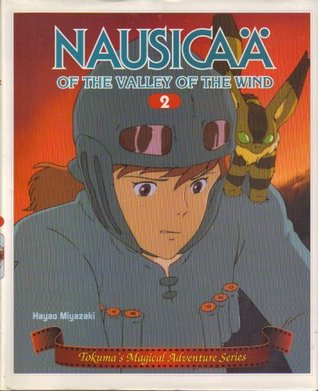 Nausicaa of the Valley of the Wind: Tokuma's Magical Adventure, Vol. 2