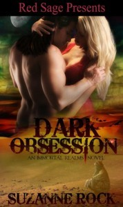 Dark Obsession by Suzanne Rock