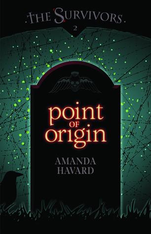 Point of Origin by Amanda Havard