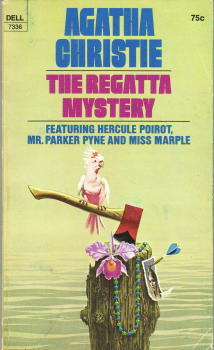 The Regatta Mystery and Other Stories by Agatha Christie