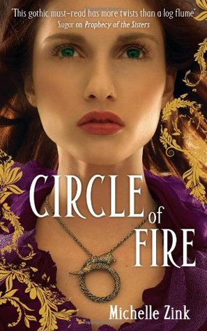 Circle Of Fire by Michelle, Zink