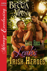 Leah's Irish Heroes (Slick Rock #4)