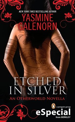 Etched in Silver by Yasmine Galenorn