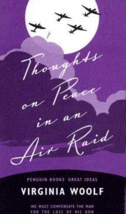 Ebook Thoughts on Peace in an Air Raid by Virginia Woolf TXT!