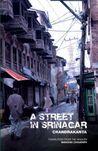 A Street in Srinagar by Chandrakanta