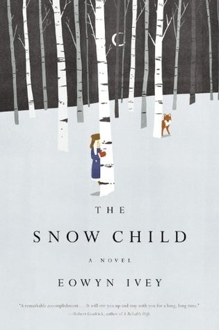 Image result for  The Snow Child book cover