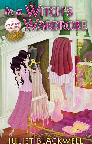In a Witch's Wardrobe (A Witchcraft Mystery, #4)