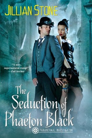 The Seduction of Phaeton Black by Jillian Stone
