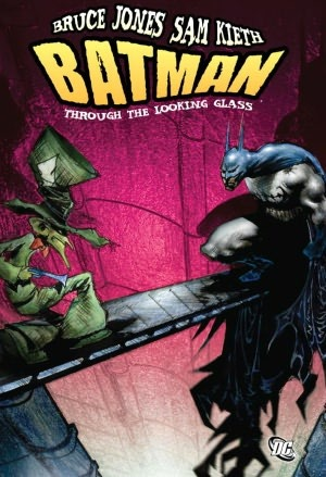 Batman by Bruce Jones