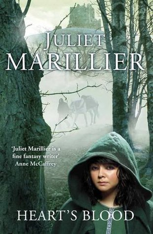 Heart's Blood by Juliet Marillier thumbnail