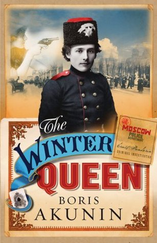 The Winter Queen Erast Fandorin Mysteries