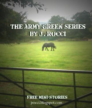 Army Green Mini-Stories by J. Rocci