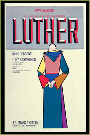 Luther by John Osborne