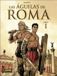 Las águilas de Roma Libro I