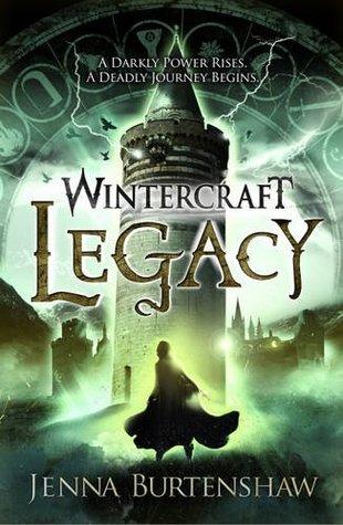 Legacy by Jenna Burtenshaw