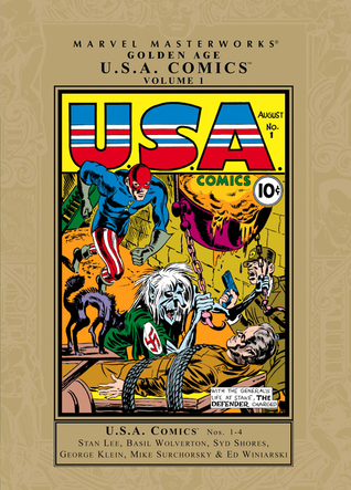Marvel Masterworks: Golden Age U.S.A. Comics, Vol. 1