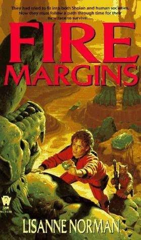 Fire Margins by Lisanne Norman