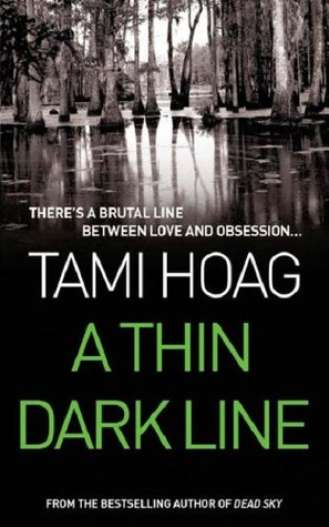A Thin Dark Line (Doucet #4: Broussard and Fourcade #1)