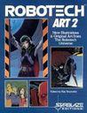 Robotech Art 2: New Illustrations & Original Art from The Robotech Universe