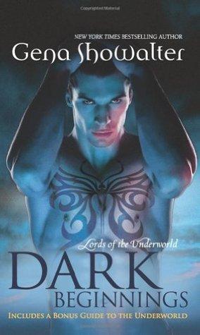 Dark Beginnings (Lords of the Underworld, #0.5, 3.5, 4.5)
