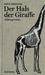 Der Hals der Giraffe by Judith Schalansky