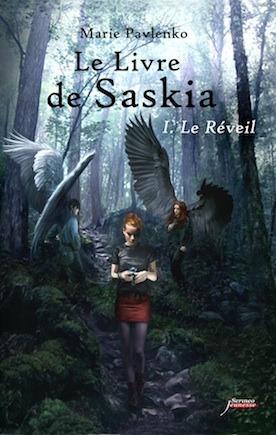 Le réveil (Le Livre de Saskia, #1) par Marie Pavlenko
