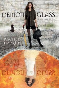 Demonglass by Rachel Hawkins