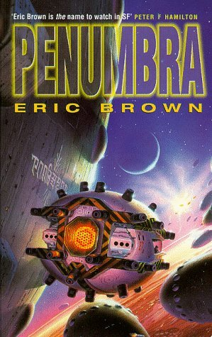 Penumbra by Eric Brown