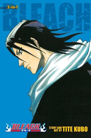 Bleach (3-in-1 edition), vol. 3: includes vols. 7, 8 & 9 by Tite Kubo