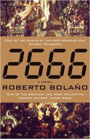 2666 by Roberto Bolaño