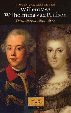 Willem V en Wilhelmina van Pruisen by Edwin van Meerkerk
