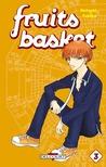 Fruits Basket, Tome 3 by Natsuki Takaya