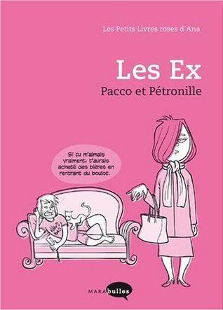Les petits livres roses d'Ana: Les Ex