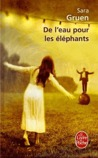 De l'eau pour les éléphants by Sara Gruen