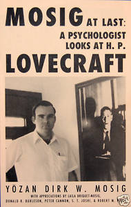 Mosig At Last: A Psychologist Looks At H.P. Lovecraft