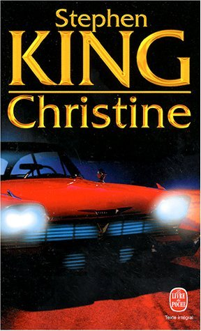 Image result for christine stephen king