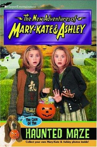 The Case of the Haunted Maze The New Adventures of Mary Kate Ashley