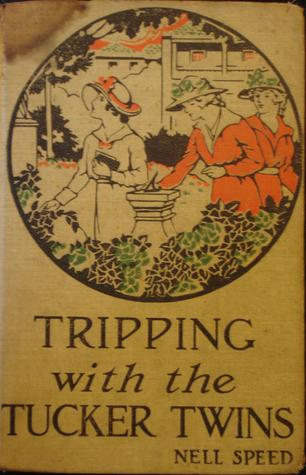 Tripping With the Tucker Twins (Tucker Twins, #4)