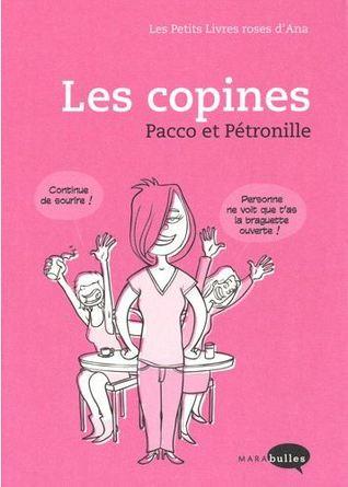 Les Petits Livres roses d'Ana: Les copines
