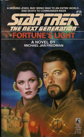 Fortune's Light by Michael Jan Friedman
