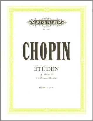 Chopin: Etüden Op. 10 & 25. Klavier par Frédéric Chopin, Herrmann Scholtz, Bronislaw von Pozniak