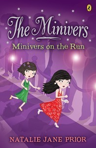 Minivers on the Run (The Minivers, #1)