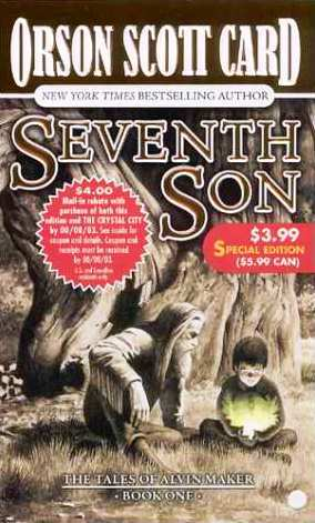 Download seventh free son epub