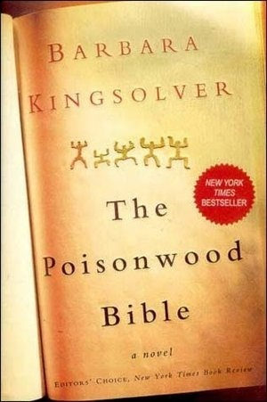How many pages poisonwood bible